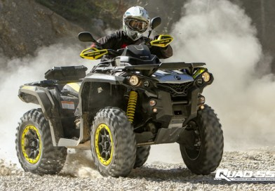 ESSAI EXCLUSIF / Can-Am Outlander 1000 X xc 2019