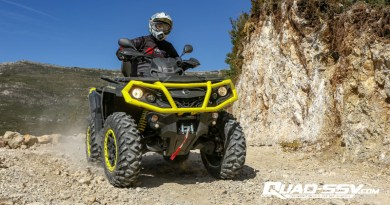 ESSAI / Can-Am Outlander Max 650 XT-P 2019