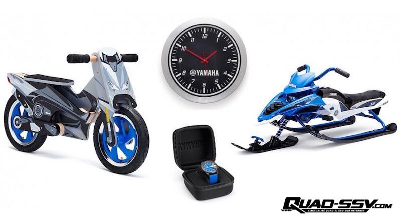 Quelques idées cadeaux chez Yamaha