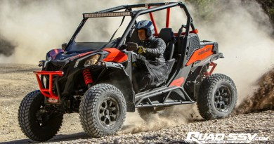 ESSAI EXCLUSIF / Can-Am Maverick Sport DPS 1000R