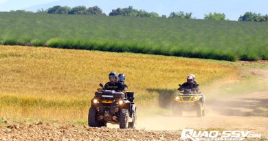 Reportage Can-Am Adventure Sud 2019