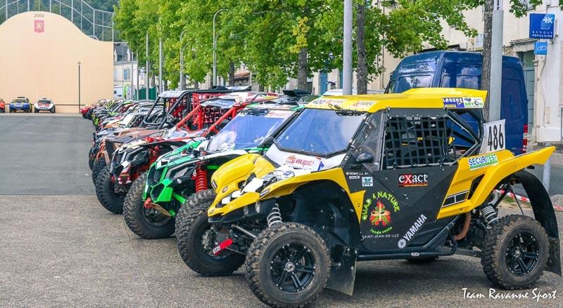 Compte-rendu / Rallye des Cimes