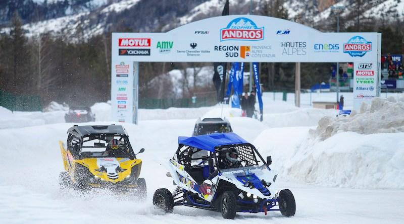 Dates du Trophée Yamaha Ice Cup