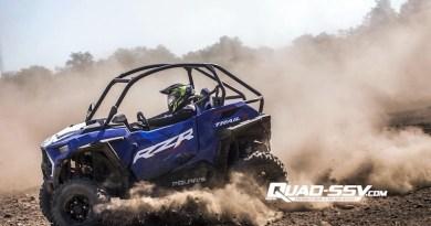 Nouveau : Polaris RZR Trail S 1000 Premium