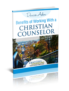 Christian Counseling Free Report Cover
