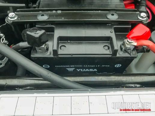 batteries Yuasa de meilleure qualité