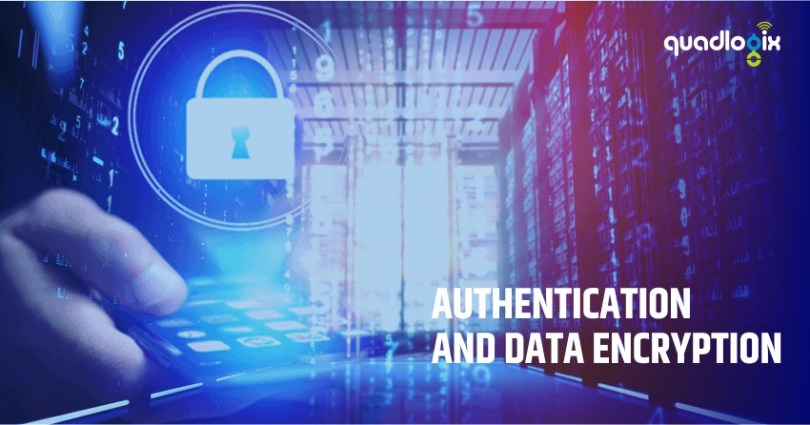 Authentication and Data Encryption