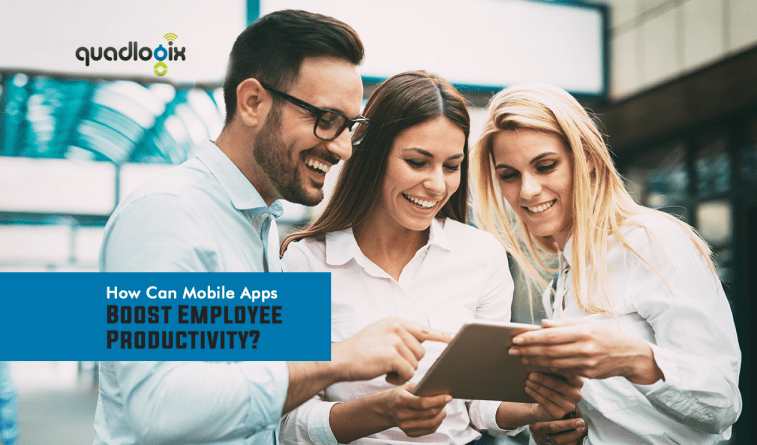 How Can Mobile Apps Boost Employee Productivity?
