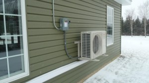 Quadomated » Fujitsu 15RLS2 Heat Pump Installed – My