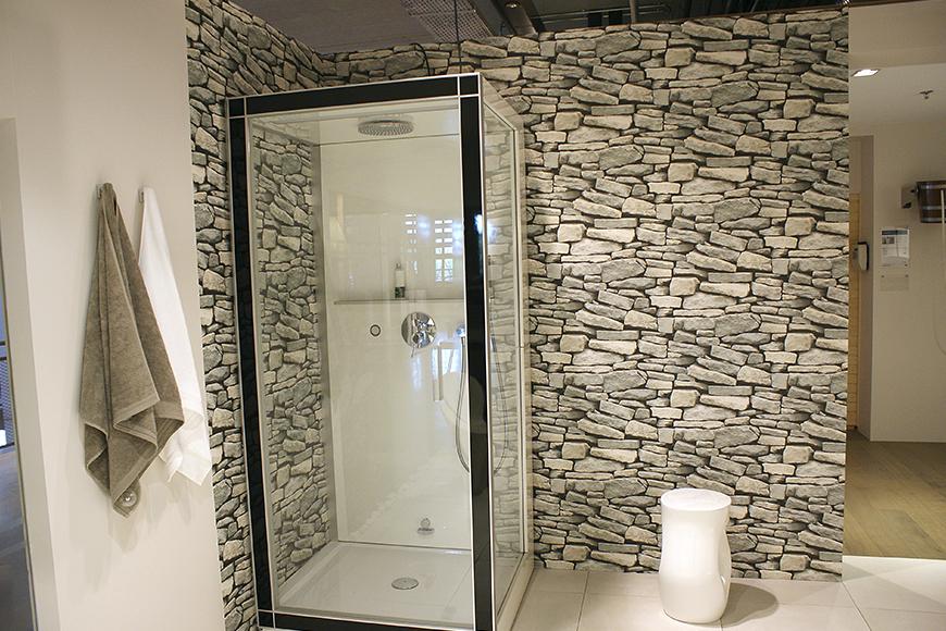 Geprinte badkamer