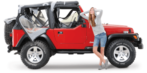 Jeep Wrangler Soft Top Advisor | Quadratec