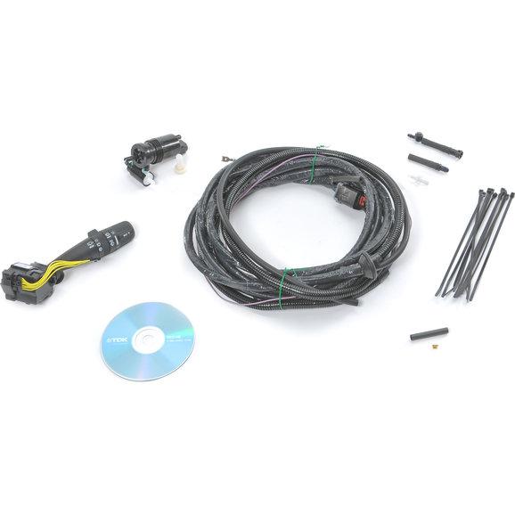 Mopar Hardtop Wiring Kit For 11 18 Jeep Wrangler