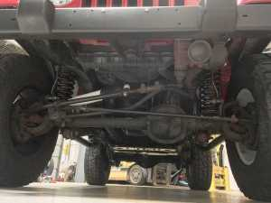 How To Perform A Driveway Alignment on Your Jeep TJ Wrangler   Quadratec