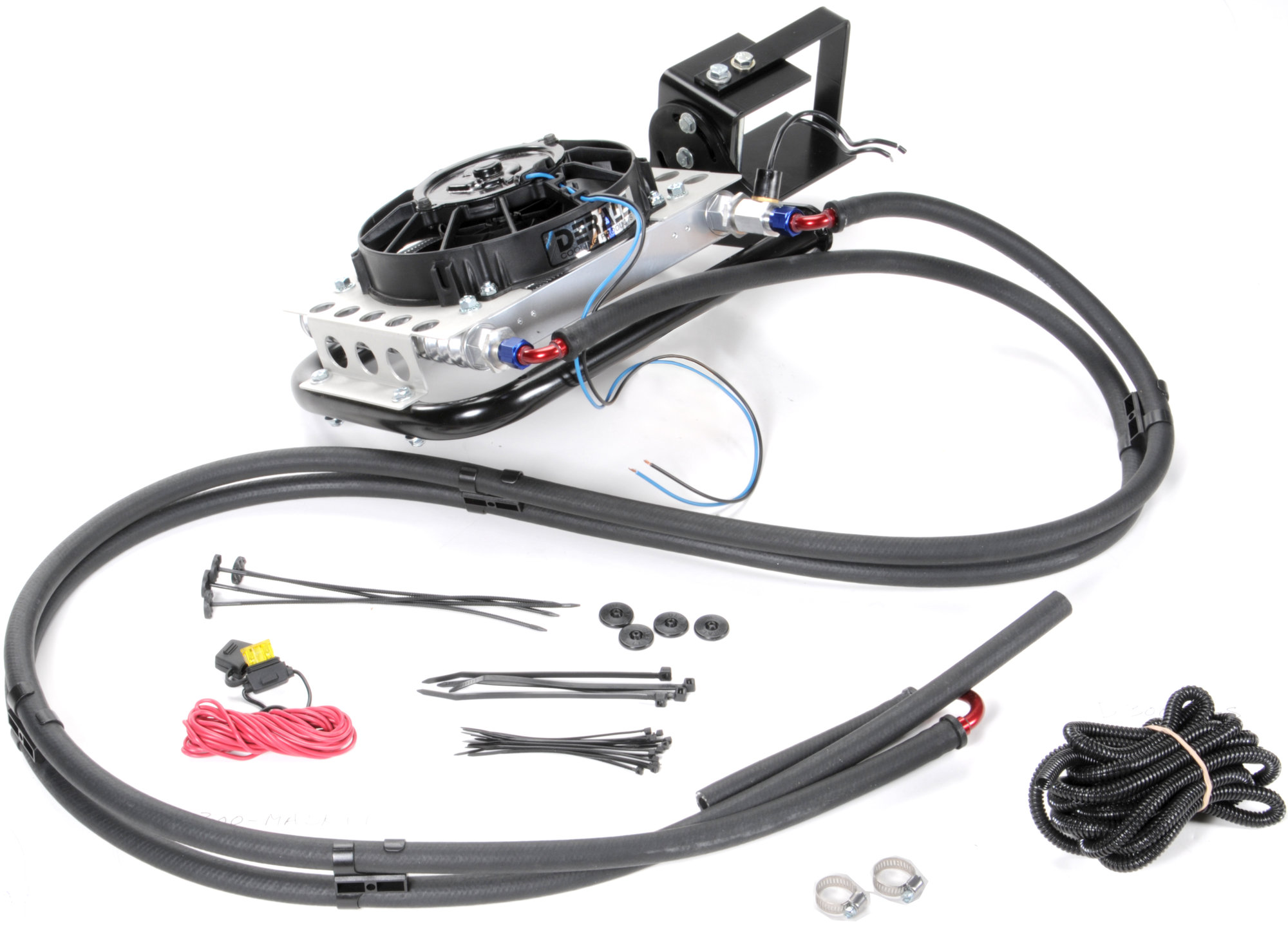 Derale Performance Direct Fit Transmission Cooler