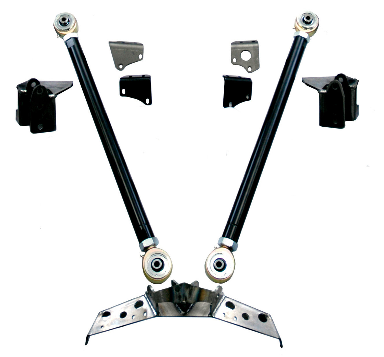 Teraflex Rear Lcg 4 Link Upgrade Kit For 04 06