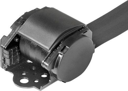 Corbeau B 3 Point Retractable Seat Belt In Black