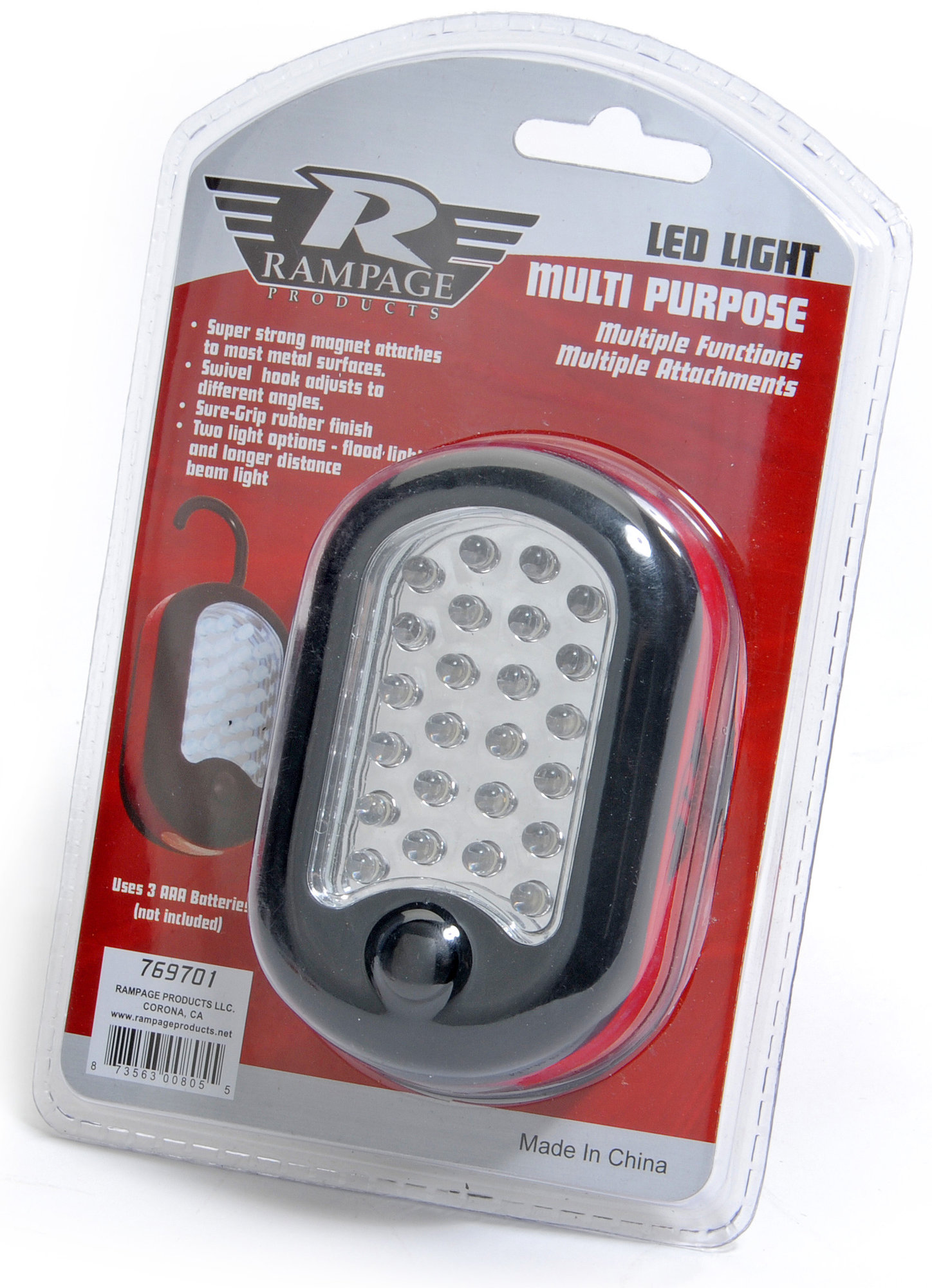 2012 Jeep Liberty Flood Light