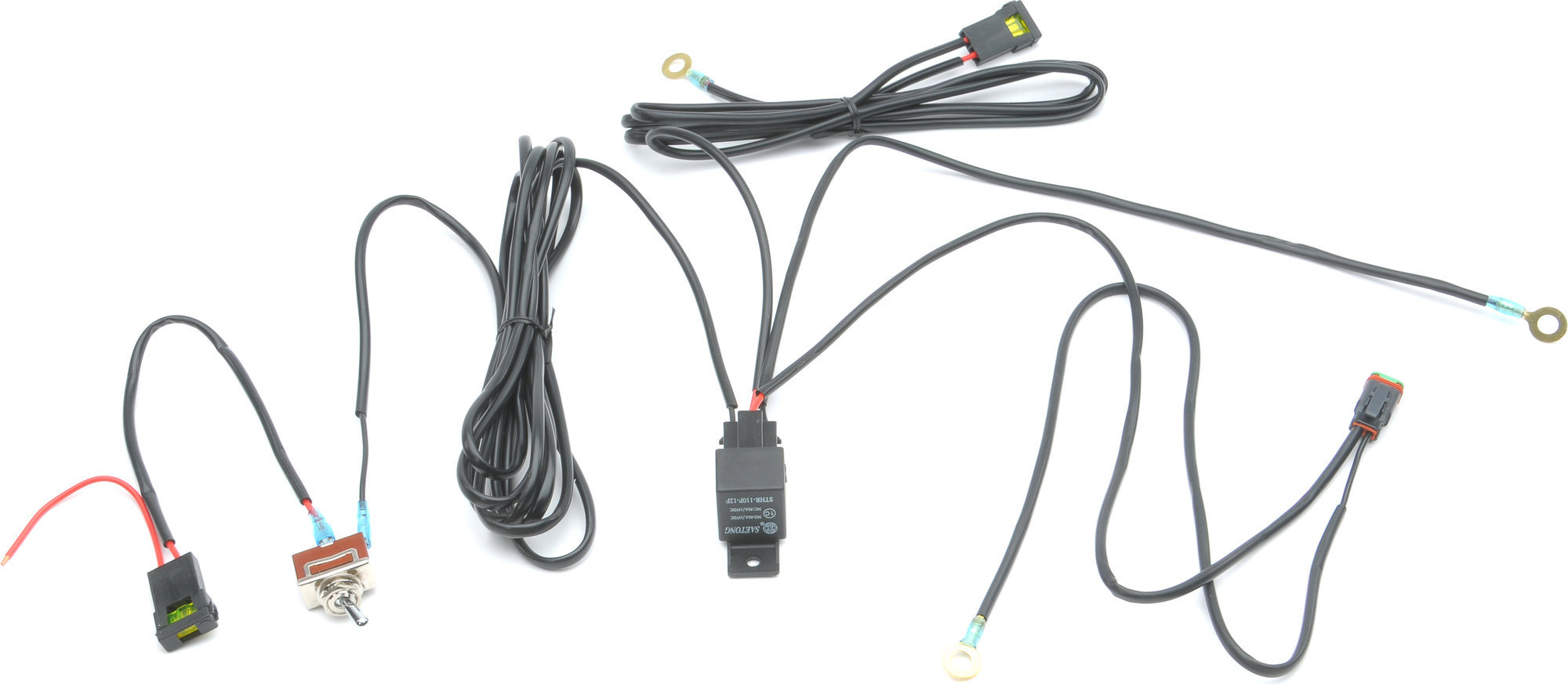 Pro Comp Led 40 Amp Switch Kit