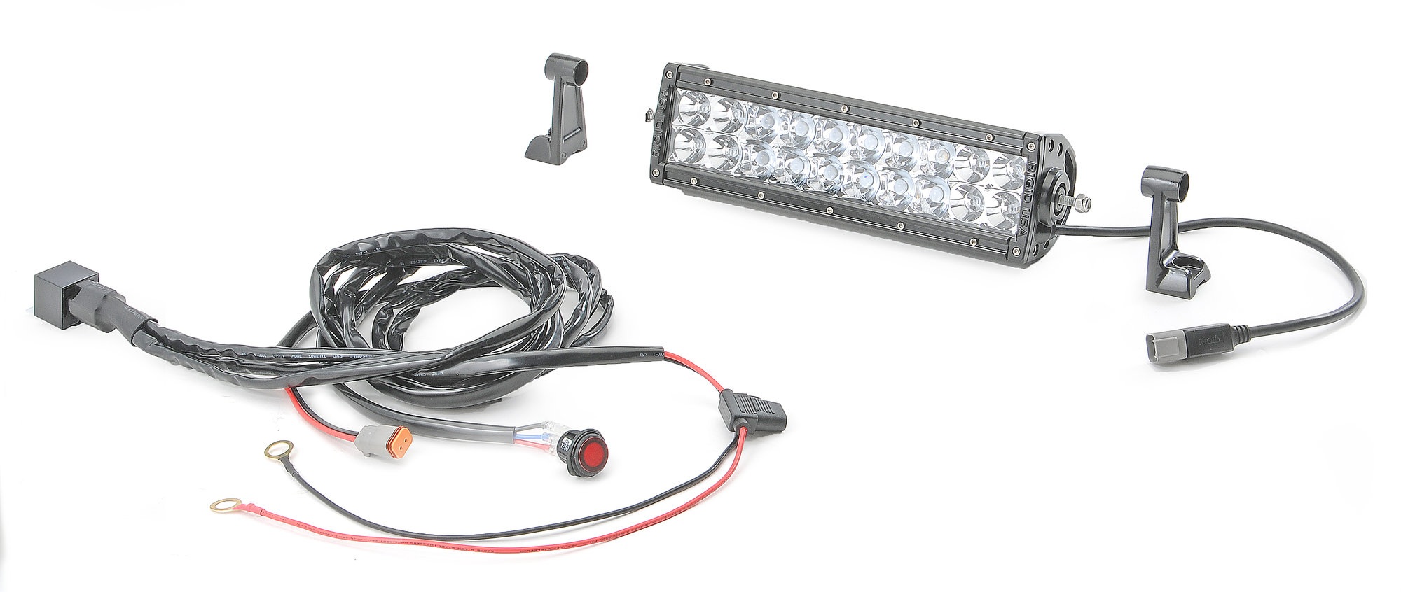 Rigid Industries 10 E Series Led Light Bar