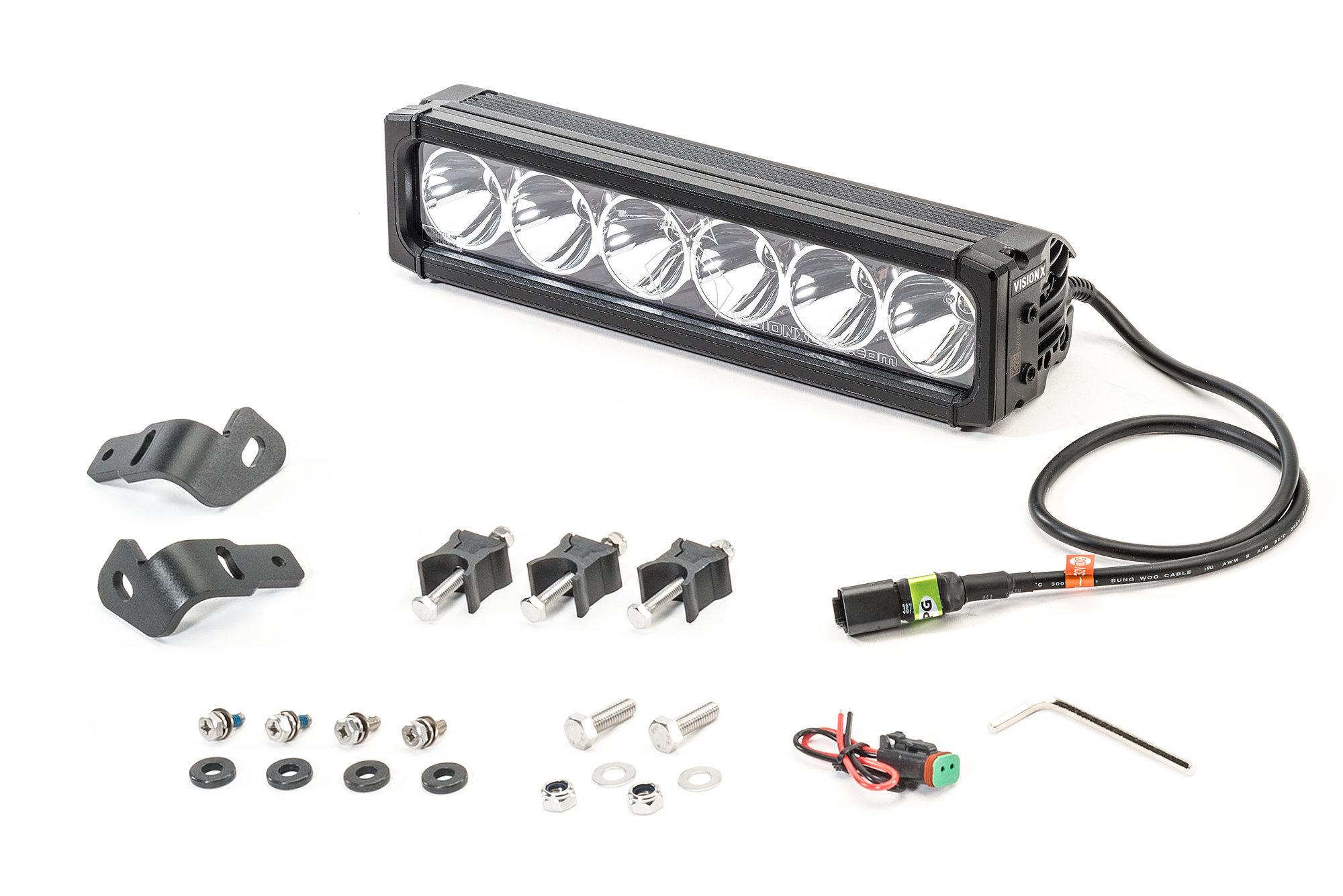 Vision X 12 Xmitter Prime Iris 6 Led Light Bar