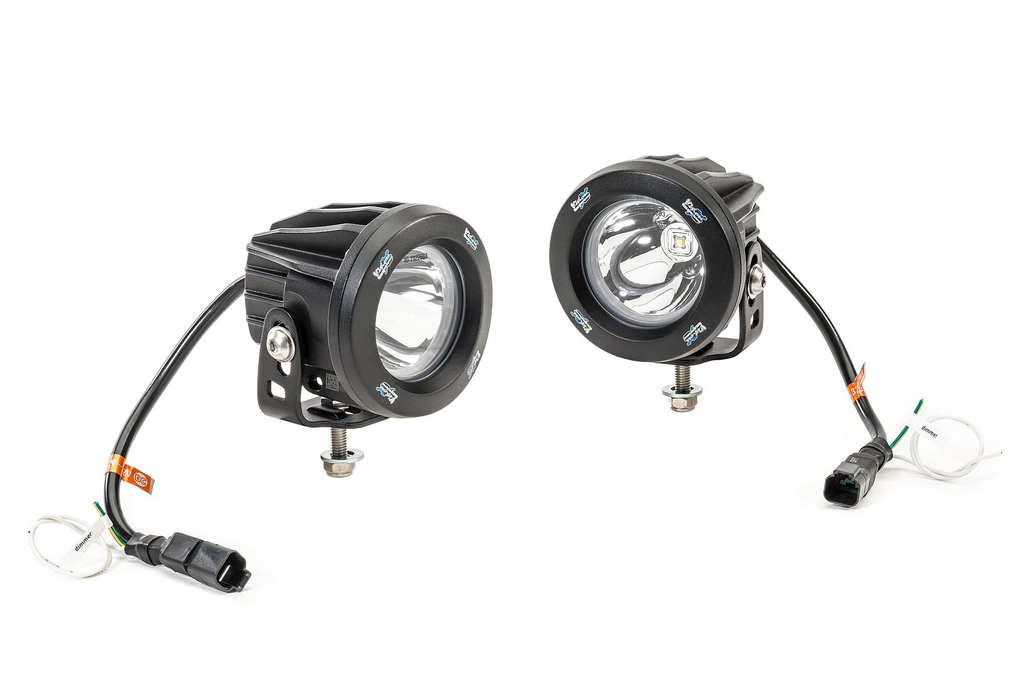 Vision X Lighting Optimus Round Prime Light Kit In Black