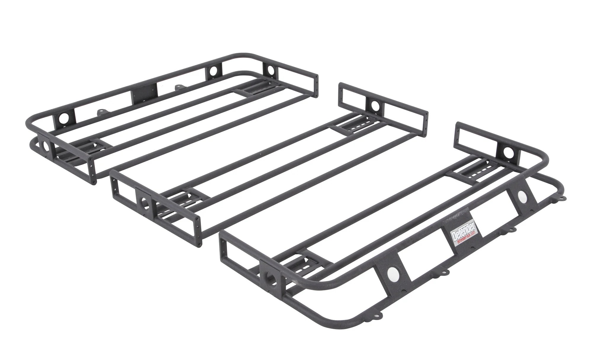 Smittybilt Defender Roof Rack For 84 01 Jeep Cherokee Xj