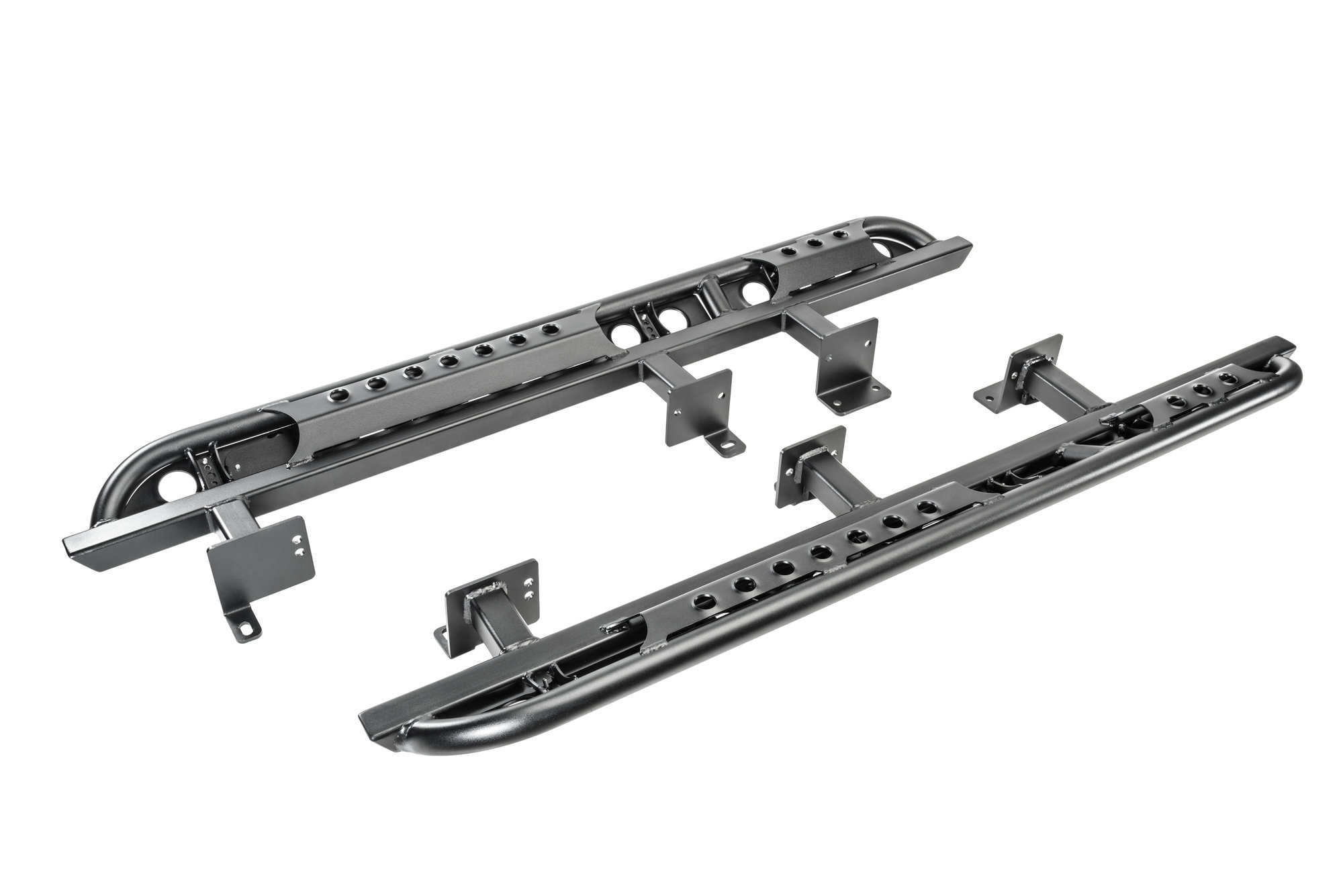 Lod Signature Series Rock Sliders For 07 17 Jeep Wrangler