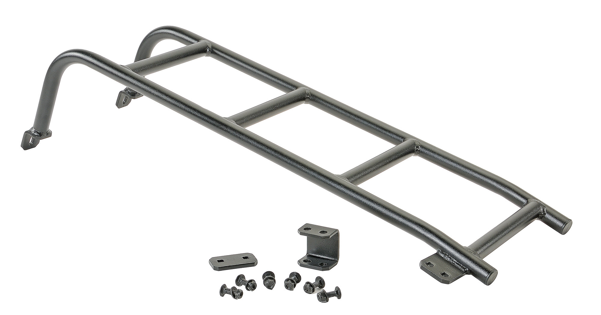 Garvin Adventure Rack Ladder For 97 06 Jeep