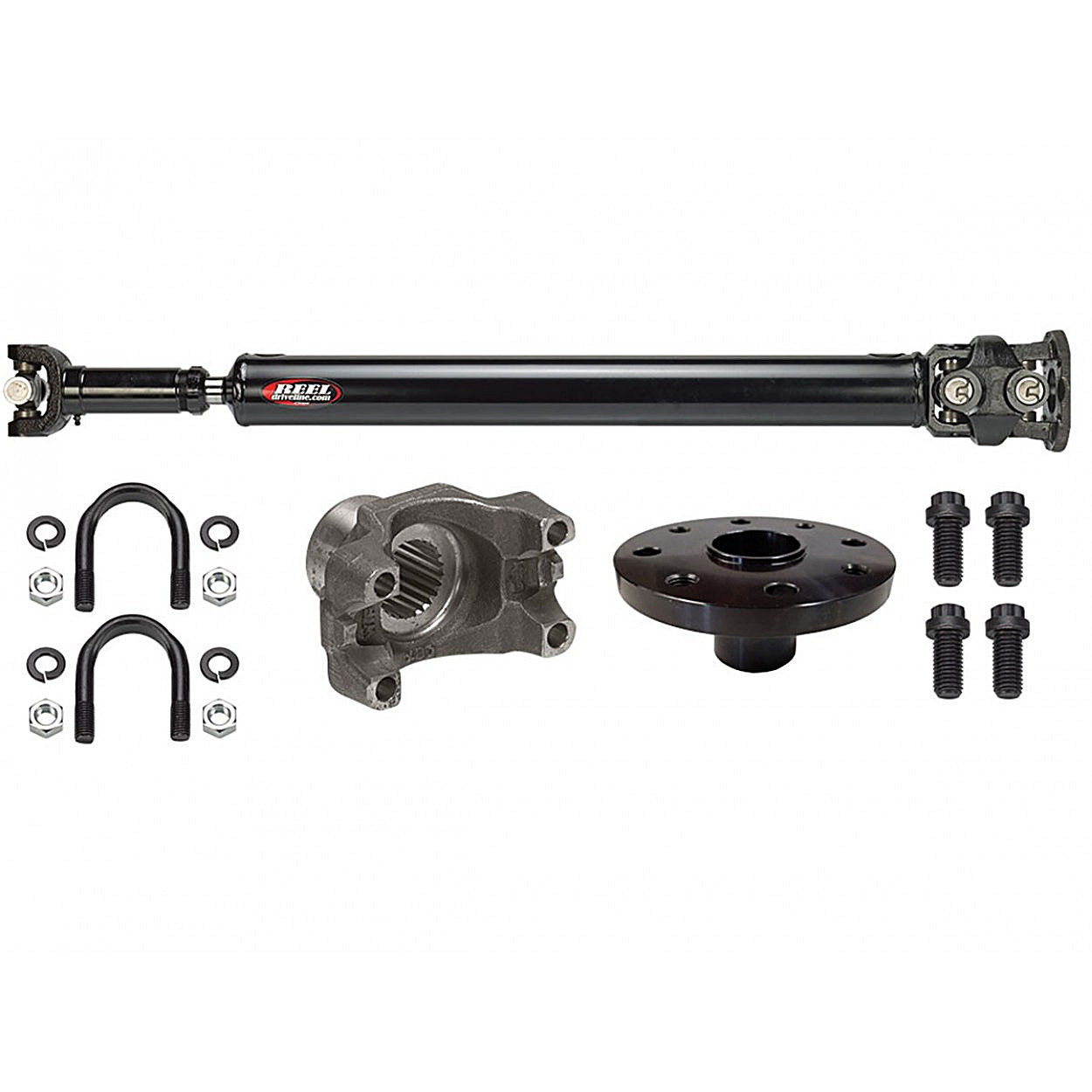 J E Reel 35jk 2r Bfgd Heavy Duty Rear Driveshaft For