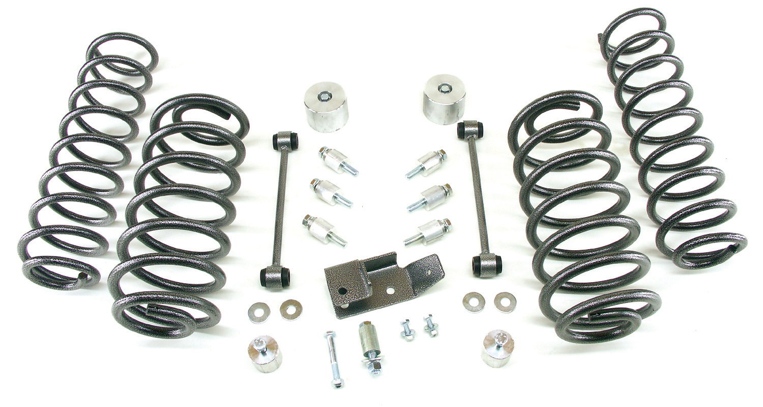Teraflex 3 Lift Kit Without Shocks For 97 06 Jeep