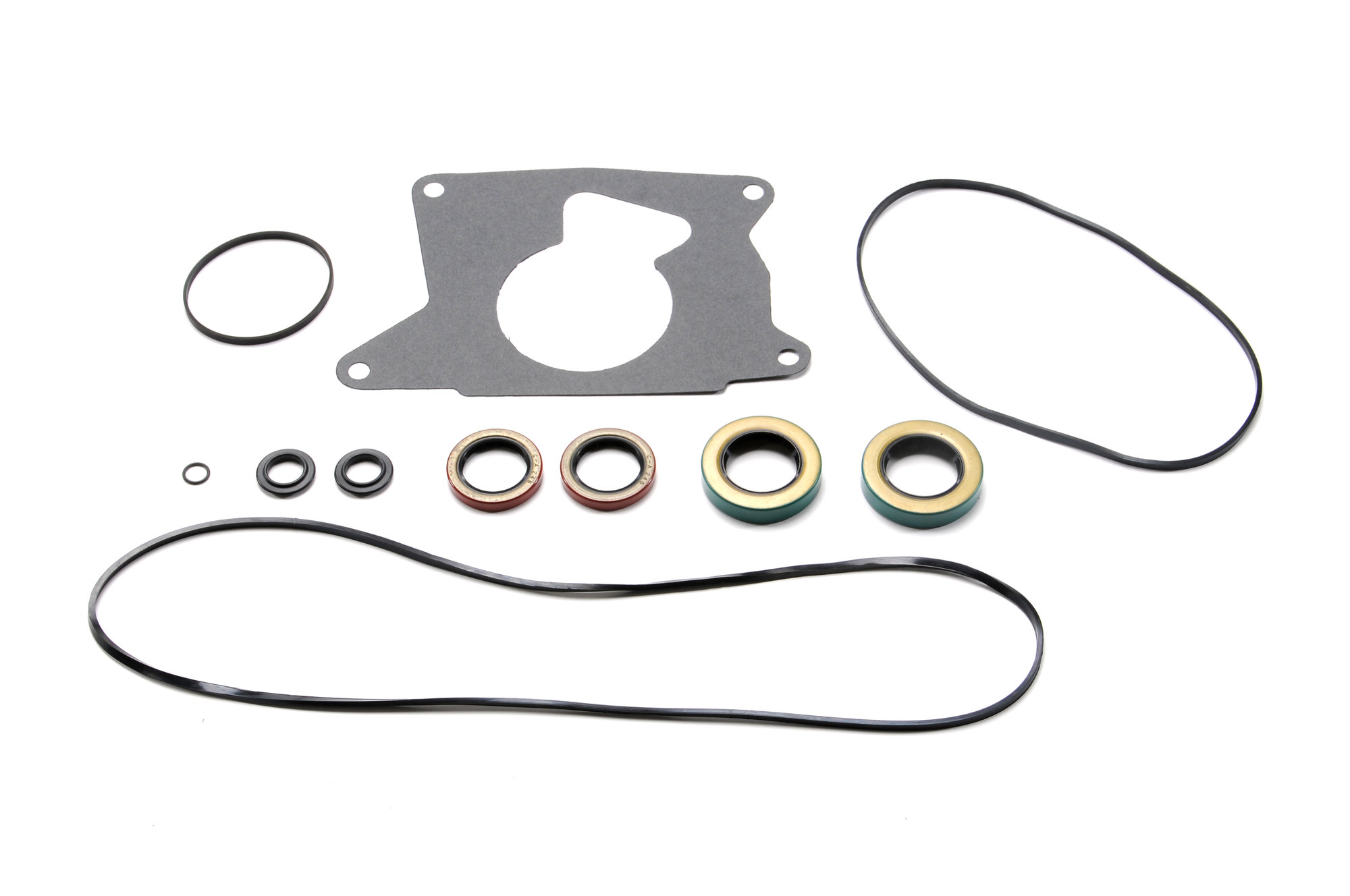 Crown Automotive J Gasket And Seal Kit For 76 79
