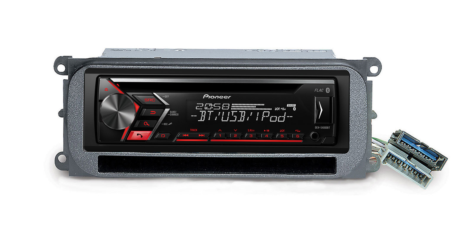 Pioneer Deh S Bt Cd Receiver With Bluetooth
