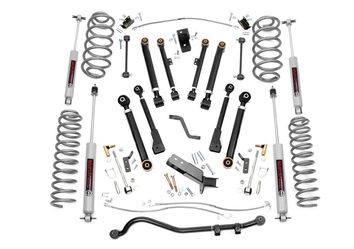 Rough Country 6in X Series Suspension Lift Kit For
