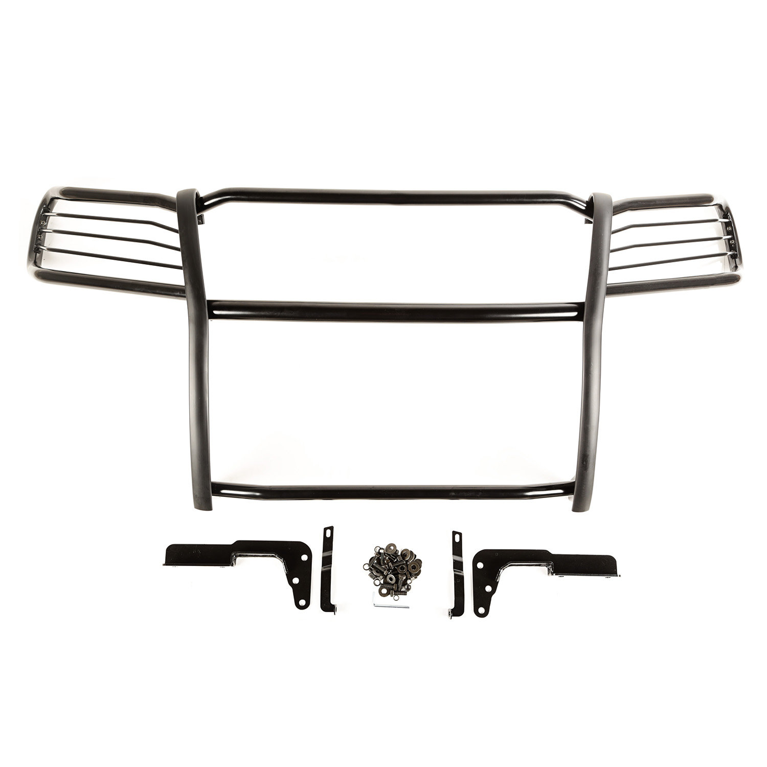 Rugged Ridge 02 Grille Guard In Black For 11 17 Jeep