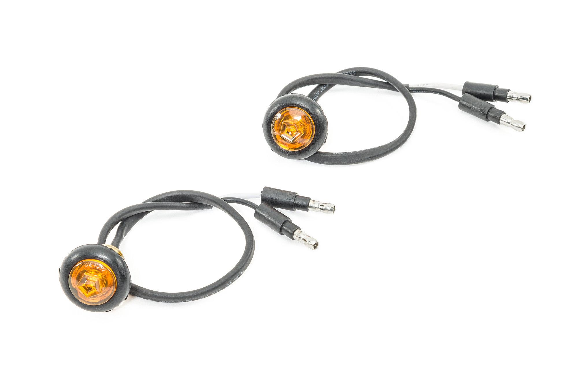 Smittybilt L Led Side Marker Light For 07 18 Jeep
