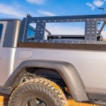 Trailmods Gl Br 013 Bed Rack For 2020 Jeep Gladiator Jt Quadratec