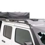 Fab Fours Overland Rack Extension Requires Overland Rack For 2020 Jeep Gladiator Jt Quadratec