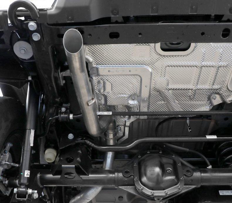 jeep jl exhaust