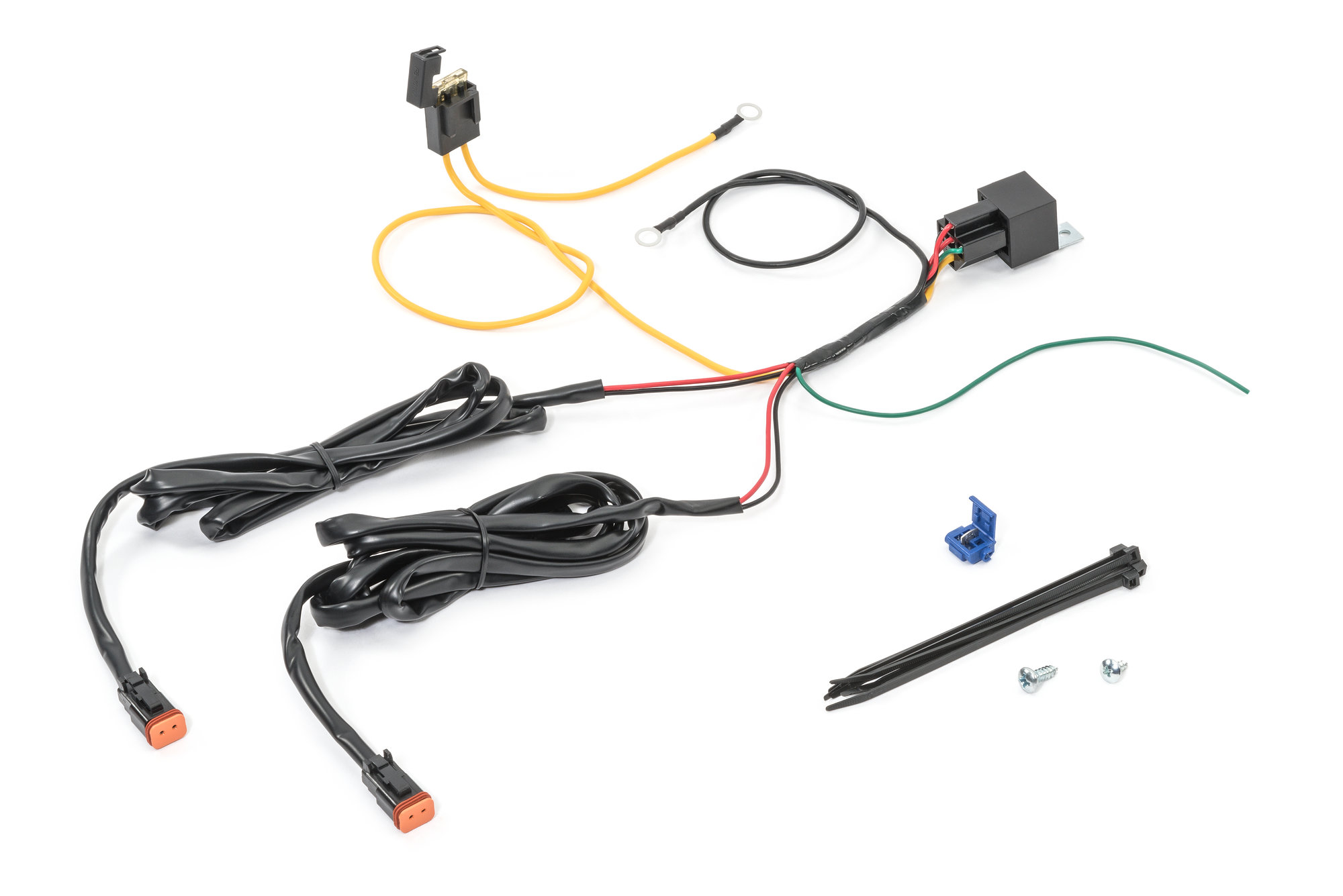 Kc Hilites Wiring Harness