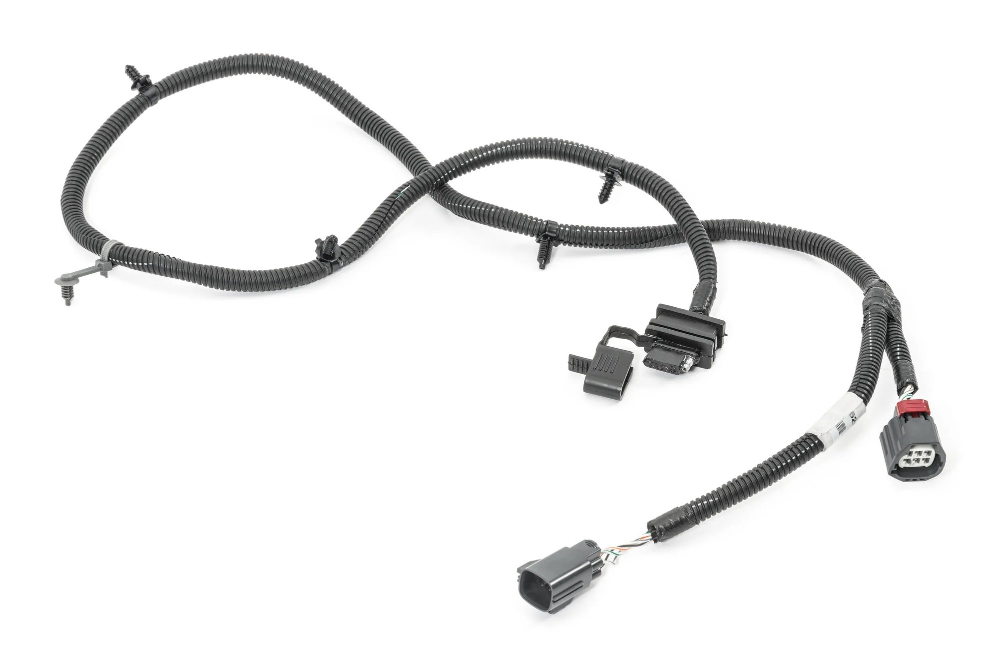 Mopar 4 Way Trailer Tow Harness For 07 18 Jeep