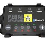 Pedal Commander Pc31 Bt Bluetooth Throttle Response Controller For 07 18 Jeep Wrangler Jk 07 18 Grand Cherokee 07 10 Commander 08 12 Liberty Quadratec