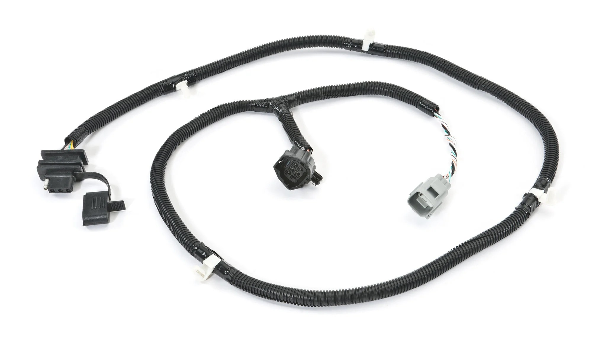 Quadratec Plug N Play Tow Hitch Wiring Harness