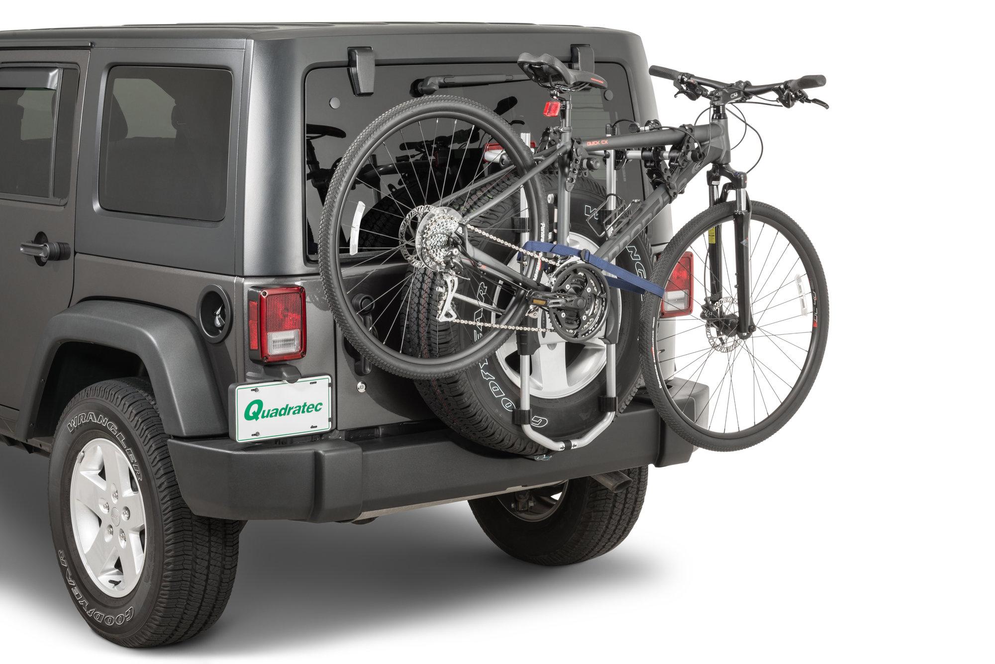 thule 963pro 963 spare me spare tire bike rack