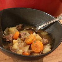 REZEPT für IRISH STEW #Food #Irland #Eintopf