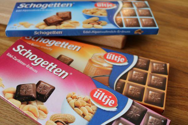 Gewinnspiel mit den neuen Sorten ültje Schogetten in der Limited Edition! #ültjeSchogetten #LimitedEdition