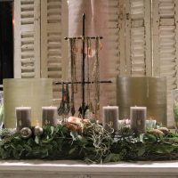 Wir wurden verzaubert! Beim 1.Blogger Advent in der Baumschule Huben #LadenburgerAdventslust #Deko #Christmas