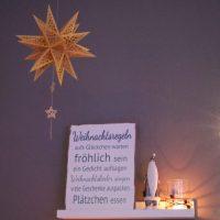 Weihnachtliche Dekoration basteln mit URSUS, der Marke der Buntpapierfabrik Ludwig Bähr