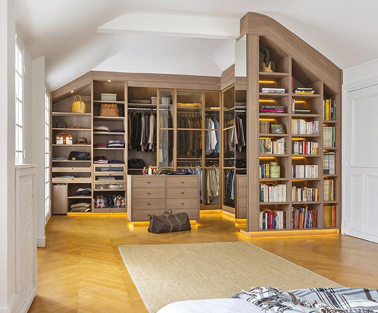 agencement et fabrication de meubles