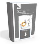 Capa Ebook 5 Dicas para Atrair clientes