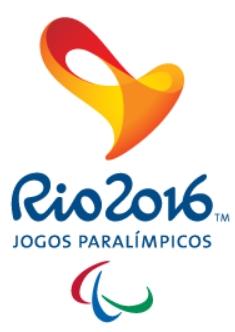 Resultado de imagem para paralimpiadas 2016 calendario